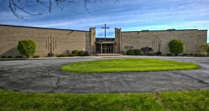 Church Exterior 2